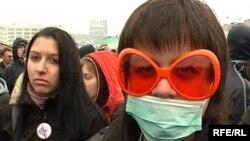 Голодовка в Черняховске - дополнение к митингу.