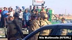 الجيش يحمي معديات بورسعيد