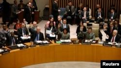 New York - Këshilli i Sigurimit të Organizatës së Kombeve të Bashkuara (Ilustrim)