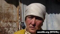 Хожар Маҳмудова 2010 йилда бедарак кетган эри Анвар Маҳмудовнинг тақдиридан ҳавотирда.