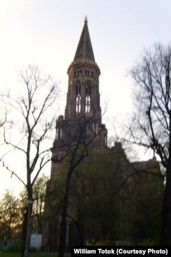Zionskirche Prenzlauer Berg, Berlin