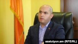 Հանրապետական կուսակցության փոխնախագահ Արմեն Աշոտյանը: