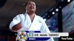 Абдулла Тангриев 2008 йил Пекинда ўтказилган Олимпиада ўйинларида кумуш медални қўлга киритган.