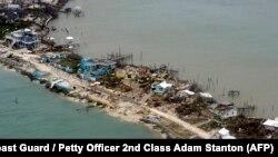 Bahamalar Dorian qasırğasından sonra
