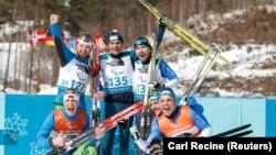 Призери на дистанції 7,5 кілометрів серед спортсменів з вадами зору (чоловіки)