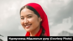 Мадина Талипбекова.
