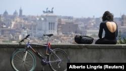 Prizor iz Rima, 19. april