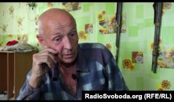 Костянтин Фофанов під час інтерв'ю