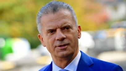 Fahrudin Radončić, ministar sigurnosti Bosne i Hercegovine
