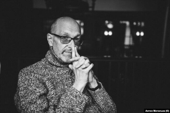 Юры Зісер, заснавальнік Tut.by, фота: Антон Матолька. 15 верасьня 2019 году.