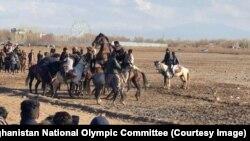 آرشیف، مسابقات بزکشی در افغانستان