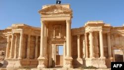 Древний сирийский город Пальмира.