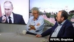 Леонид Гозман и Станислав Белковский