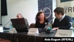 Sa konferencije BIRN-a, foto: Aida Đugum