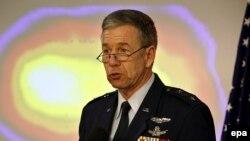 Генерал Оберинг не возражал бы против вовлечения в работы по ПРО максимально большого числа союзников США