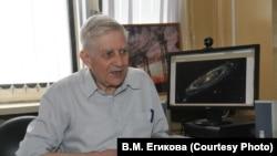 "Николай Кардашев, соавтор идеи РСДБ и руководитель проекта ""Радиоастрон"""