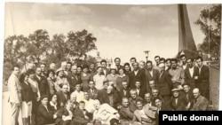 Активисты национального движения. 1966 год. Архив акции «Хатыра»