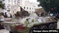 Parada militară la Tiraspol
