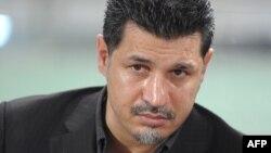 علی دایی، سرمربی سابق تیم ملی فوتبال ایران