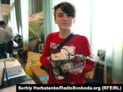 Кирилл Кириченко, строитель роботов из Покровска