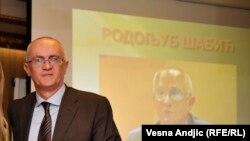 Rodoljub Šabić, Povjerenik za informacije u Srbiji