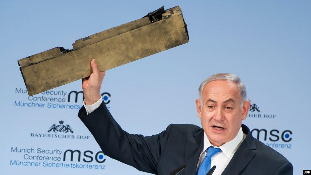 Israel Iran Trade Barbs At Munich Security Conference