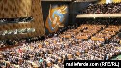 مجمع عمومی سازمان ملل