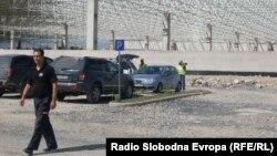 Индустриската зона Жабени во општина Битола.