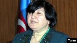 Prezidentin İcra Aparatının şöbə müdiri Fatma Abdullazadə