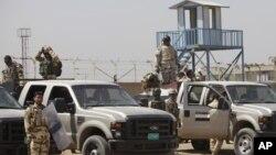 Бағдад маңындағы түрме, Ирак. (Көрнекі сурет).