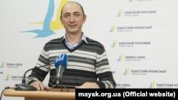 Петро Любченков (фото: mayak.org.ua)