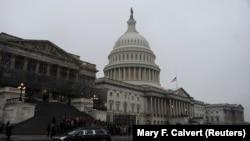 Здание конгресса США. Иллюстративное фото.