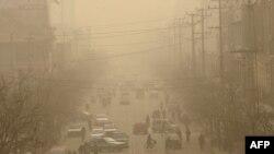 Илустративна фотографија - загадување во Кина.