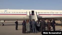 Возвращение на родину женщин и детей из Сирии (иллюстративное фото)