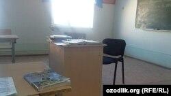 Класс одной из школ в Узбекистане. Архивное фото.