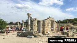 Севастополь, «Херсонес Таврический», входит в список объектов всемирного наследия ЮНЕСКО