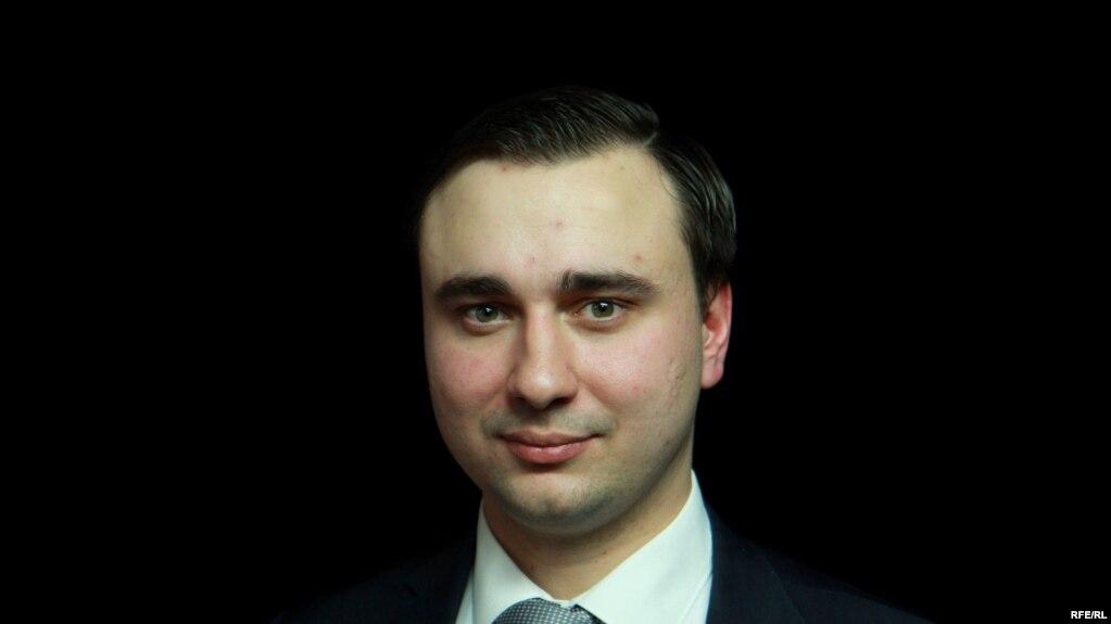 Юрист ФБК Иван Жданов
