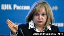 Элла Памфилова, председатель ЦИК России (архивное фото)