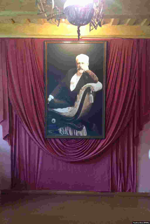 Парадный портрет композитора