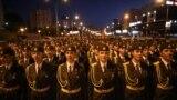 Впервые в параде будут участвовать женщины-военнослужащие.