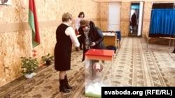 Галасаваньне ў Беларусі, ілюстрацыйнае фота