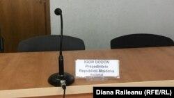 Președintele Igor Dodon nu s-a prezentat la ședința Consiliului antidiscriminare