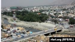 Pamje nga Kabuli