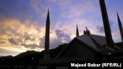 Pamje e kryeqytetit Islamabad