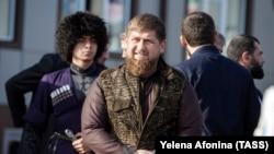 Кадыров весьма витиевато прокомментировал убийство Окуевой