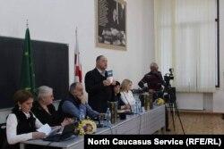 Встреча в ТГУ, посвященная Дню черкесского языка