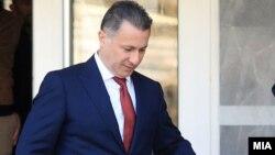 Бывший премьер-министр Македонии Никола Груевский.
