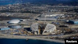 Ռուսաստան - Սոչիում կառուցվող օլիմպիական համալիրը
