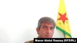 ريدور خليل المتحدث باسم القوات الكردية