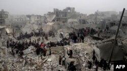 Alepo, 19 shkurt 2013.